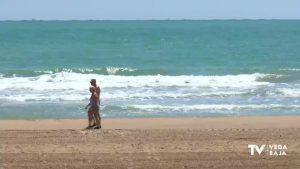 El SAMU asiste a una mujer de 83 años con síntomas de ahogamiento en una playa de Guardamar