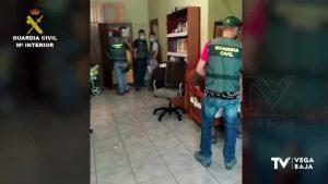 Cae un grupo criminal dedicado al robo de cobre en cuatro provincias