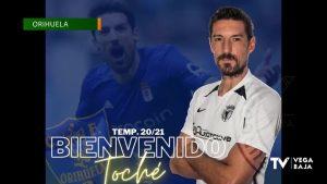 El Orihuela CF ficha a Toché