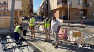 Orihuela mejora la red de las captaciones de aguas en Espeñetas