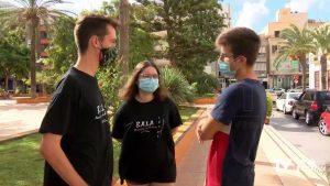 Los estudiantes de Bachillerato temen llegar poco preparados a la PAU por el modelo semipresencial
