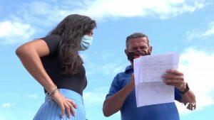 Un vecino de Catral asegura que un familiar ha «okupado» su casa