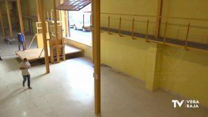 Callosa inicia las obras de rehabilitación del museo de Semana Santa