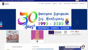 Ya está disponible en formato online el libro del 30 aniversario de la segregación de Los Montesinos