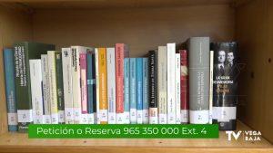 Bigastro reanuda los servicios de la Biblioteca Municipal bajo los protocolos de COVID-19