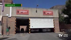 El nuevo subparque de Bomberos de Orihuela permitirá reaccionar en menos tiempo ante emergencias