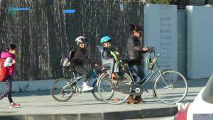 Pilar de la Horadada, premiada en la Semana Europea de la Movilidad 2020 de la Comunidad Valenciana