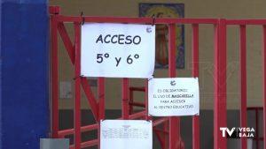 32 clases de 12 centros se han confinado en la Comunidad Valenciana en los primeros días de curso