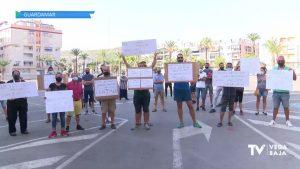 Huelga en Guardamar del Segura: 80 mercaderes se rebelan por las condiciones de trabajo