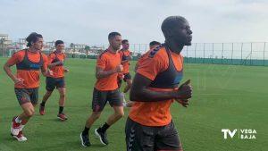 El Elche CF prepara en Algorfa su debut en Primera División