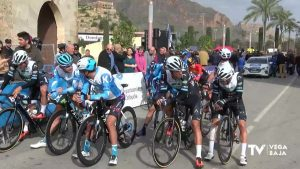 La Vuelta Ciclista a la provincia de Alicante pasará por Callosa de Segura el domingo