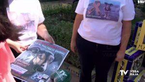 Orihuela acoge una concentración contra el maltrato animal