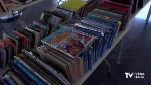 Dolores fomenta la lectura con libros solidarios