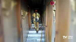 Intervenciones de los bomberos durante el fin de semana