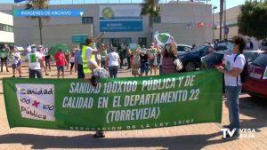 46 colectivos apoyan la reversión del Hospital Universitario de Torrevieja