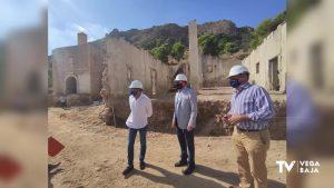 Orihuela inicia las obras de recuperación y rehabilitación de la Casa de los Mineros