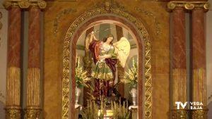 Unas fiestas diferentes en honor a San Miguel Arcángel