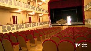 Nuevas reformas en el Teatro de Cortes de Almoradí