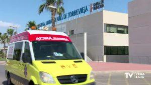 Un joven de 22 años sufre un accidente laboral en una fábrica de San Fulgencio