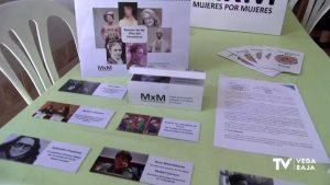 Mujeres por Mujeres Jacarilla 2012, inmersa en un proyecto europeo contra la violencia de género
