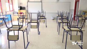 Sanidad confirma brotes de origen educativo en aulas de la Vega Baja