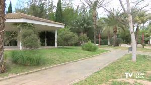 Albatera limita las visitas al Parque de la Huerta y cierra las pistas de la zona deportiva