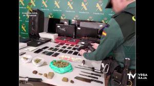 Cae una banda criminal en Torrevieja dedicada a robar bolsos para comprar droga