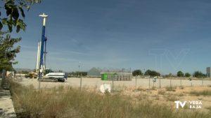 Comienzan en Dolores las obras de la primera planta de transferencia de la Vega Baja