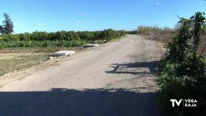 La Diputación sufraga la reparación y conservación de caminos en 10 municipios de la Vega Baja