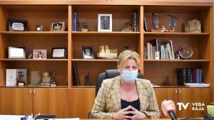 """La alcaldesa de Albatera califica de """"bulo"""" los datos negativos de coronavirus en el municipio"""
