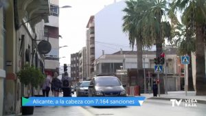 La provincia de Alicante concentra el mayor número de sanciones por incumplimiento de medidas