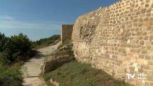 Se plantarán 1.600 árboles en el entorno del Castillo de Guardamar