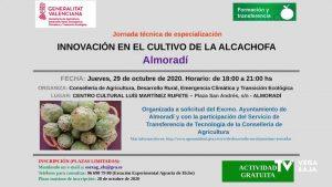 Almoradí continúa con su estrategia agroturística en torno a la alcachofa