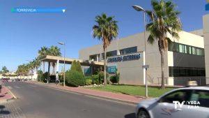 El Hospital de Torrevieja tiene seis pacientes COVID en planta