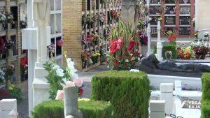 Cita previa en los cementerios para el Día de todos los Santos