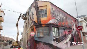 Rojales inicia un plan de actuación para embellecer fachadas con motivos históricos