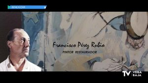 Benejúzar recuerda al pintor Pérez Rubio en el 15 aniversario de su fallecimiento