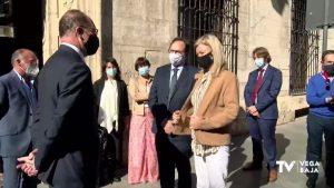 La Generalitat trabaja ya en la ampliación del Palacio de Justicia de Orihuela tras su compra
