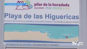 Rescatan a un hombre con signos de hipotermia en la Playa de las Higuericas