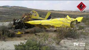 Se estrella una avioneta en Torremendo y el piloto sale por su propio pie