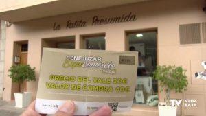Benejúzar reparte más de 700 vales de 40€ para gastar en el comercio local