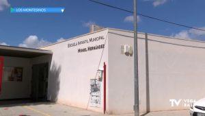 """Los Montesinos ofrece """"soluciones digitales"""" a los alumnos por si llega otro confinamiento"""