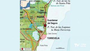 Un terremoto de 1.6 se deja notar entre Guardamar del Segura y La Mata