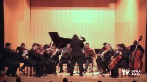 Concierto de la Orquesta Sinfónica de Orihuela en el Teatro Circo Atanasio Díe