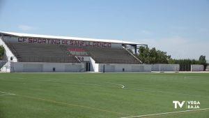 Los clubes de fútbol de la Vega Baja lamentan que no haya aficionados en los partidos