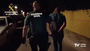 La Guardia Civil esclarece el secuestro de dos personas ocurrido en Alicante