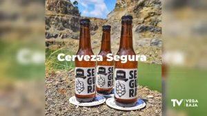 Cerveza Segura, la cerveza artesanal de la comarca premiada por la Universidad Miguel Hernández