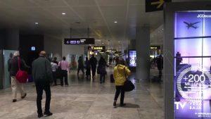 Los pasajeros procedentes de países de riesgo deben tener una PCR negativa para viajar a España