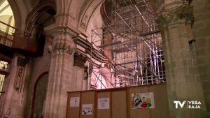 Las obras en la Iglesia de las Santas Justa y Rufina de Orihuela comenzarán a principios de 2021