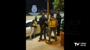 La Policía Nacional detiene en San Fulgencio a un fugitivo buscado por las autoridades inglesas